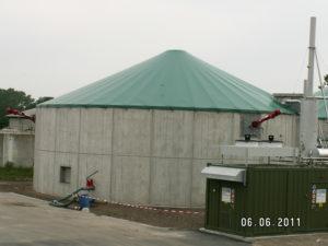 Biogasanlage